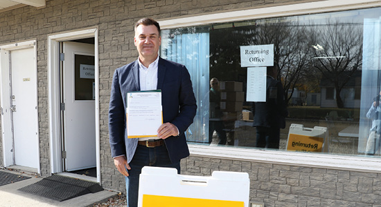 Candidates off and running in 2020 provincial election